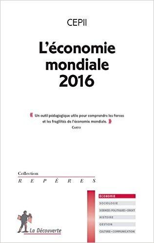 L'économie mondiale 2016
