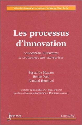 Les processus d'innovation : Conception innovante et croissance des entreprises