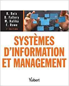 Systèmes d'information et management - 7e édition