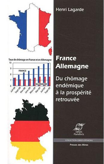 France-Allemagne : Du chômage endémique à la prospérité retrouvée