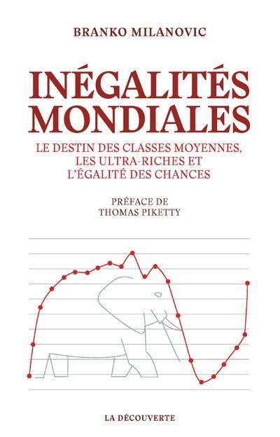 Inégalités mondiales - Le destin des classes moyennes, les ultra-riches et l'égalité des chances