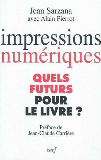 Impressions numériques : Quels futurs pour le livre ?