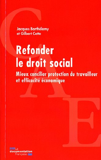 Refonder le droit social