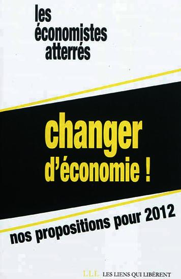 Changer d'économie - Nos propositions pour 2012