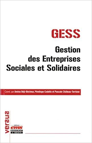 GESS gestion des entreprises sociales et solidaires
