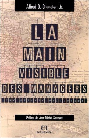 La main visible des managers