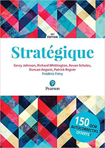Stratégique 11e édition
