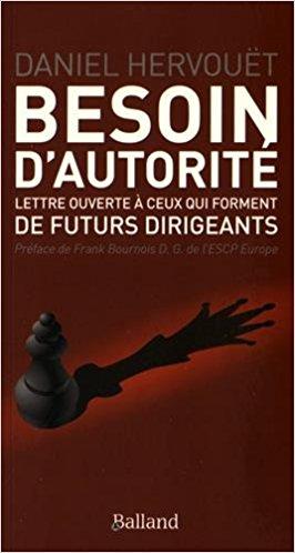 Besoin d'autorité : Lettre ouverte à ceux qui forment de futurs dirigeants