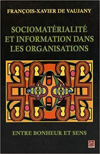 Sociomatérialité et information dans les organisations