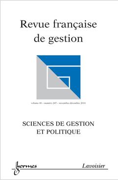 Sciences de gestion et politique - De l'instrumentalisation à la co-construction